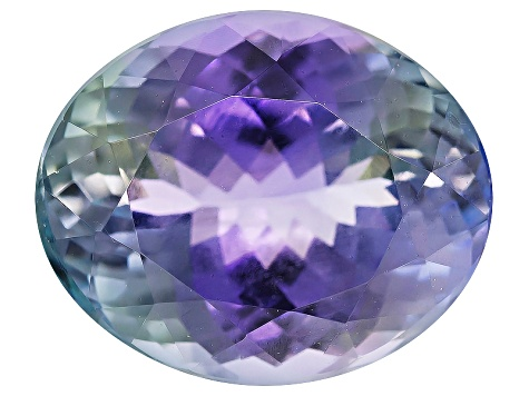 Tanzanite 12x10mm Oval 4.75ct
