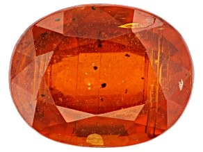 Orange Kyanite 9x7mm Oval 2.22ct