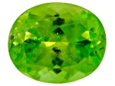 Peridot 11.5x9.5mm Oval 4.65ct
