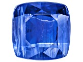 Kyanite 9mm Square Cushion Mixed Step Cut 3.75ct