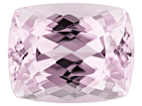 13.17ct Kunzite 15x12mm Rec Cush