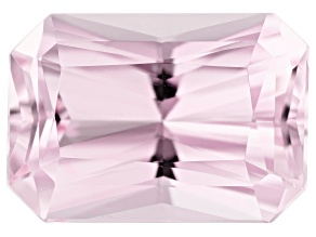 7.16ct Kunzite 14x9.7mm Rect Oct