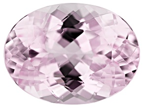 7.79ct Kunzite 15x11mm Oval