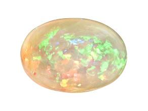 Ethiopian Opal 20.3x14.4mm Oval Cabochon 13.71ct