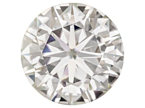 Moissanite Fire ™ 13.5mm Round Apx 8.75ct Diamond Equivalent Weight