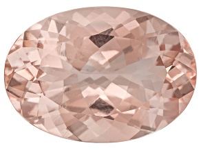 Morganite 18.72x10.91mm Oval 11.99ct