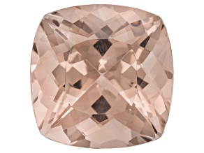 Pink Morganite 11.93ct 14.5mm Square Cushion