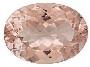 Morganite 15.50x11.50mm Oval 7.10ct