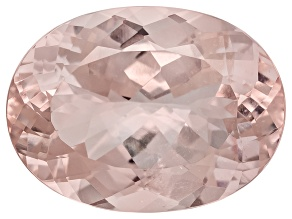 Pink Morganite 8.00ct 15.50x11.50mm Oval Shape