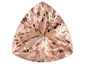 Peach Morganite 11.00ct 16mm Trillion