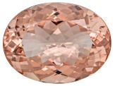 Morganite 20x15mm Oval 15.54ct