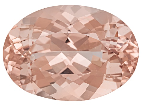 Morganite 18x12.7mm Oval 11.71ct