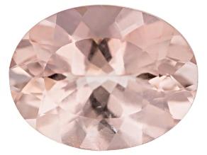 Morganite 14x11mm Oval 5.79ct