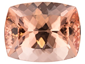 Morganite 18x14 mm Rectangular Cushion Min 13.75ct