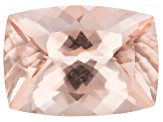 Morganite 18x13mm Rectangular Cushion Min 13.67ct