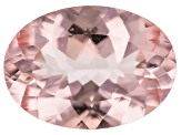 Morganite 14x10mm Oval Min 4.88ct