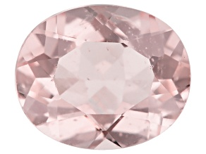 Morganite 12x10mm Oval 3.40ct
