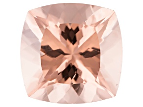 Morganite 14x14 mm Rectangualr Cushion Min 10.63ct