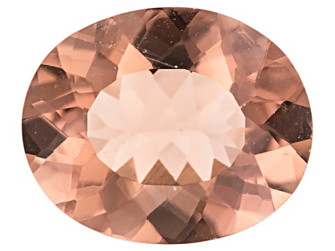 Morganite 11x9mm Oval Min 2.50ct