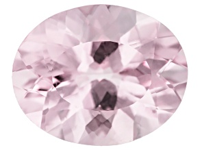 Morganite 10x8mm Oval Min 2.00ct