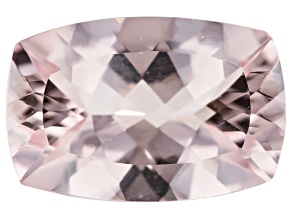 Morganite 15x10mm Rectangular Cushion Min 6.02ct