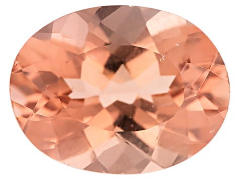Morganite 9x7mm Oval Min 1.65ct