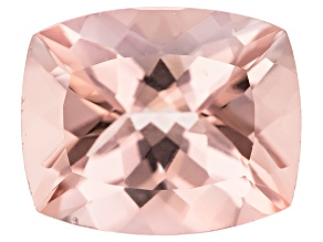 Morganite 12x10mm Rectangular Cushion 4.45ct