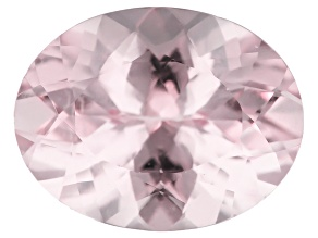 Morganite 9x7mm Oval Min 1.50ct