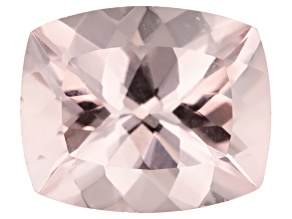 Morganite 12x10mm Rectangular Cushion Min 4.58ct