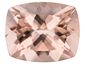 Morganite 11x9mm Rectangular Cushion Min 3.73ct