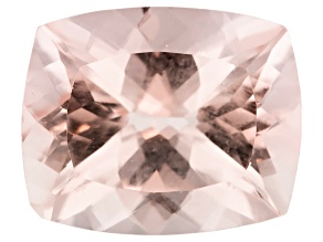 Morganite 11x9mm Rectangular Cushion 3.49ct