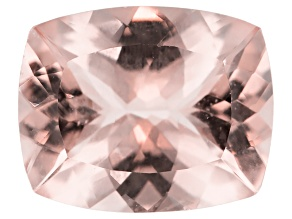 Morganite 11x9mm Rectangular Cushion 3.52ct