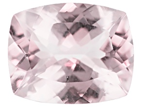 Morganite 10x8mm Rectangular Cushion Min 2.42ct