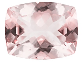 Morganite 10x8mm Rectangular Cushion Min 2.48ct