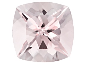 Morganite 13mm Square Cushion 7.50ct