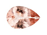 Pakistan Morganite Min 5.85ct 16x11mm Pear Cut: india/Treated