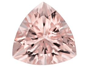 Morganite 13mm Trillion Min 5.90ct