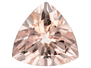 Morganite 12mm Trillion Min 4.77ct