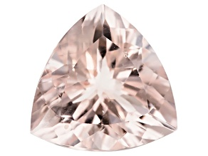 Morganite 12mm Trillion 5.90ct