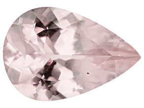 Morganite 13x9mm Pear Min 3.15ct