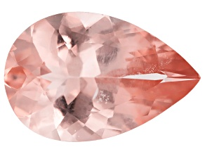 Morganite 12x8mm Pear Min 2.20ct