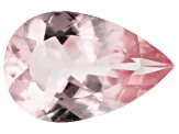 Morganite 12x8mm Pear Min 2.15ct
