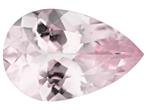 Morganite 12x8mm Pear Shape 2.40ct