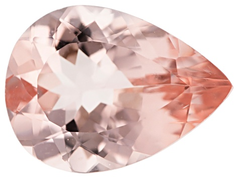 Morganite 11x9mm Pear Shape 2.07ct
