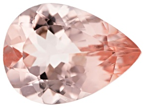 Morganite 11x9mm Pear Min 2.07ct