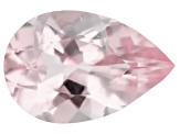 Morganite 9x6mm Pear Min .90ct