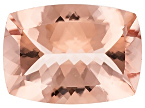 Morganite 21x15.5mm Rectangular Cushion Min 18.61ct