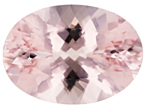 Morganite 21x15mm Oval Min 16.42ct