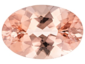 Morganite 20x13mm Oval Min 12.05ct