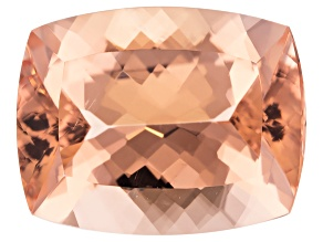 Morganite 19x15mm Rectangular Cushion 16.65ct